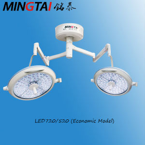 Mingtai LED 720/520 LED Shadowless Operating Light (classic model) (three color) pictures & photos