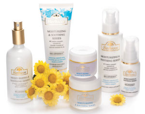 Sensitive Skin Relieving & Soothing Set (Lotion / Toner / Gel / Serum / Mask)