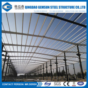 Low Cost Prefabricated Steel Structure Warehouse (CE) pictures & photos