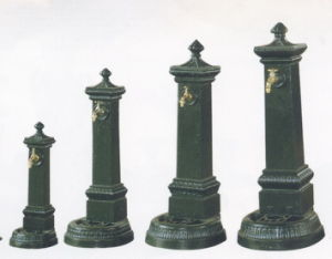 Cast Iron Fountain With Brass Tap (CAW29) pictures & photos
