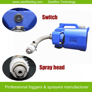 Portable Electric 5L Ulv Hand Sprayer