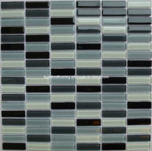 Crystal Mosaic Glass Mosaic Tile (HGM245) pictures & photos