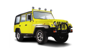 Kingstar Pluto Bz6 4WD SUV, Sport Vehicle, off-Road Vehicle
