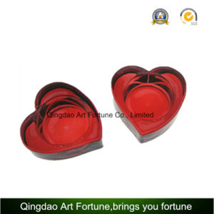 Heart Shape Tealight Candle Holder Supplier pictures & photos