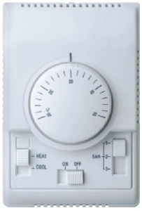 Simple Bimetal Mechanical Thermostat for Seniors (HTW-21-16) pictures & photos