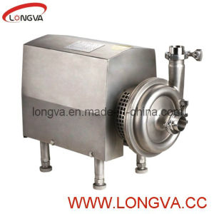 Stainless Steel Sanitary Centrifugal Pump pictures & photos