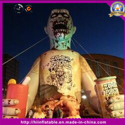 Inflatable Halloween Zombie /Advertising Customized Inflatable Halloween Product for Decoration