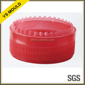Diameter 28mm with Inner Triangle Gear Bottle Cap Mould pictures & photos
