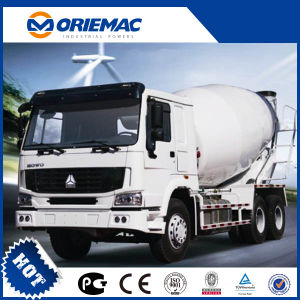 12cbm Sinotruk Concrete Truck Mixer (ZZ1317N3647) pictures & photos