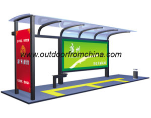 Public Furniture - Bus Shelter/Stop (SE-003)