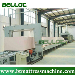 Horizontal Automatic Continuous Polyurethane Produced-Line Foam Machine