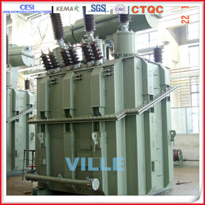 66kv Ferroalloy Furnace Transformer for Steel Industry pictures & photos