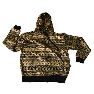 Men′s Fashion All Over Print Hoodie
