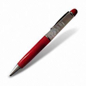 Liquid Light up Pen (QSP-022) pictures & photos