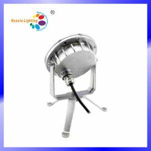 9W Stainless Steel IP68 LED Underwater Light Uhderwater Lamp pictures & photos