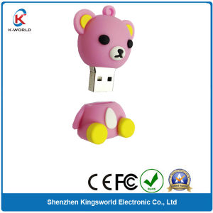 Sitting Bear 8GB USB Flash Memory