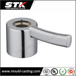 Zinc Alloy Washbasin Handle for Bathroom Accessories pictures & photos