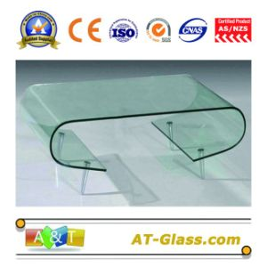 3-19mm Table Glass Bathroom Windows Glass Door Glass Furniture Glass Toughened Glass pictures & photos