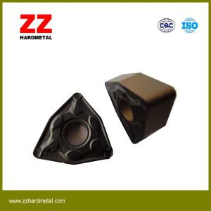 Tungsten Cemented Carbide Insters From Zz Hardmetal pictures & photos