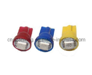 LED Car Light (T10-1SMD-50505)