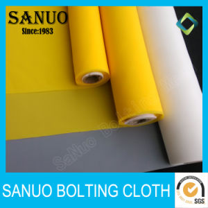 Sanuo 100% Polyester Printing Screen Mesh for Textile/Glass/PCB/Ceramic Printing