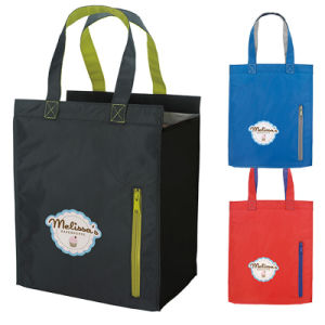 Fashion City Tote Lunch Cooler Bag
