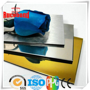 Aluminium Composite Panel Construction Material (RCB140345) pictures & photos