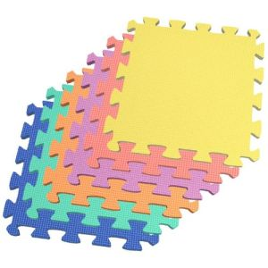 23.6′′x23.6′′ EVA Foam Floor Mat with Border, Baby Crawling Mat, Game Pad pictures & photos