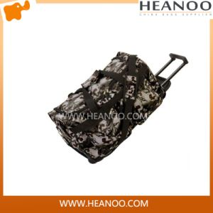 Water Resistant Skulls Design Trolley Wheels Bag Travel Luggage pictures & photos