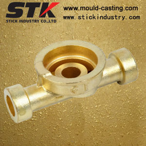 Brass and Copper Alloy Casting Part (STK-BC-0418) pictures & photos