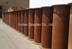 Vortex Flanged Ductile Iron Pipe pictures & photos