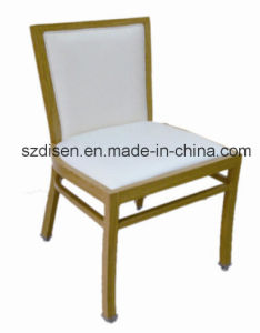 Modern Aluminum Dining Chair for Restaurant or Hotel (DS-M118)