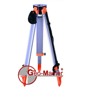 Surveying Tripod Aluminum Tripod: Heavy-Duty: Gm-Jj13f2 pictures & photos