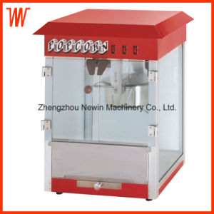 Cheap Tabletop Red Popcorn Machine Maker pictures & photos