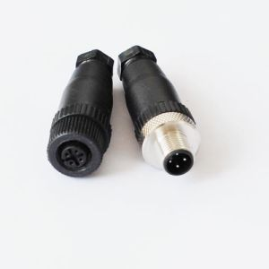 M12 Mountable Connector, M12 Sensor Connector (IBEST)