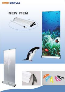 Display Stand Roll up (DW-R-S-36) pictures & photos
