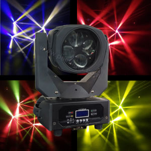 4*25W LED Moving Head Beam Zoom Light pictures & photos