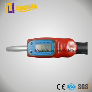 Electronic Turbine Flow Meter, Oil Electronic Flow Meter (JH-WLFM) pictures & photos