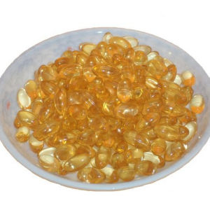 GMP Seabuckthorn Fruit Oil Soft Capsule Supplements OEM pictures & photos