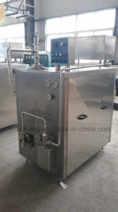 Automatic Defrost 300L/H Ice Cream Freezer pictures & photos