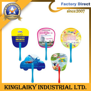 PP Hand Fan for Promotional Gift pictures & photos