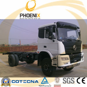 Dongfeng 4WD off Road Truck 4X4 Chassis 4X4 Dump Truck 20 Ton Tipper pictures & photos