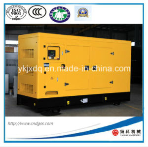 Volvo Engine 260kw/325kVA Silent Diesel Generator pictures & photos
