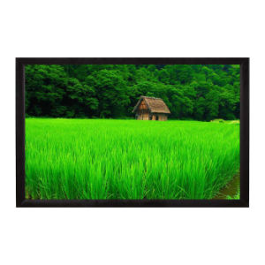 Fixed Frame Projection Screen 135 Inch 4: 3 Screen Curtain pictures & photos