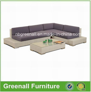 PE Rattan Modern Outdoor Leisure Patio Garden Sofa Furniture pictures & photos