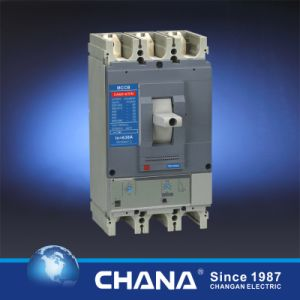 Ce RoHS Certificated 3phase 690V MCCB 4p 400A pictures & photos