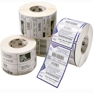 Self-Adhesive Custom Printing with Bar Code Sticker Label pictures & photos