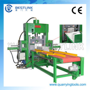 Bestlink Hydraulic Natural Face Stone Cutting Machine for Granite Block pictures & photos