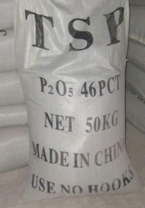 Tsp Triple Super Phosphate P2O5 46% Fertilizer pictures & photos