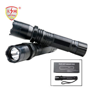 Aluminum Police Self-Defense Flashlight Taser Gun pictures & photos